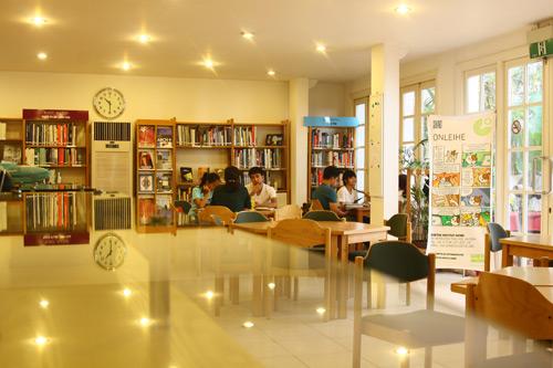 Giải pháp mã vạch trong thư viện