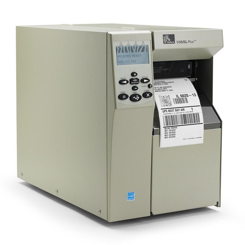 Zebra 105SLPlus Industrial Printers