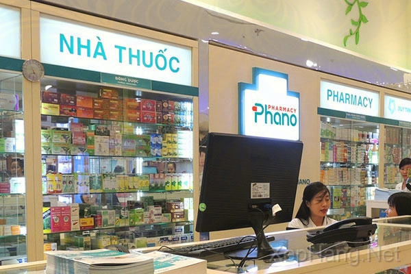 Barcode solution for pharmacies