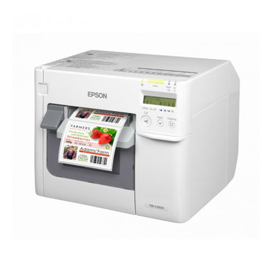 Epson TM-C3510 Color Label printer