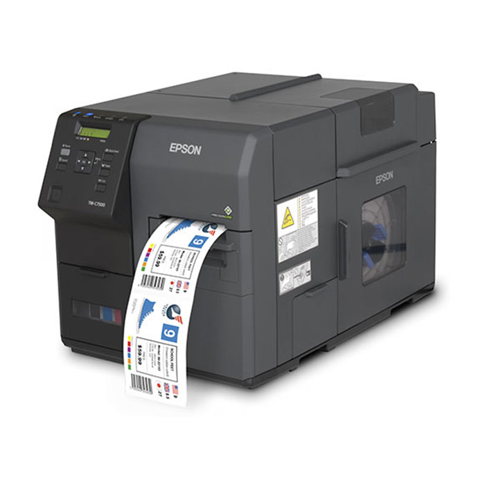 Epson TM-C7510G Color Label printer