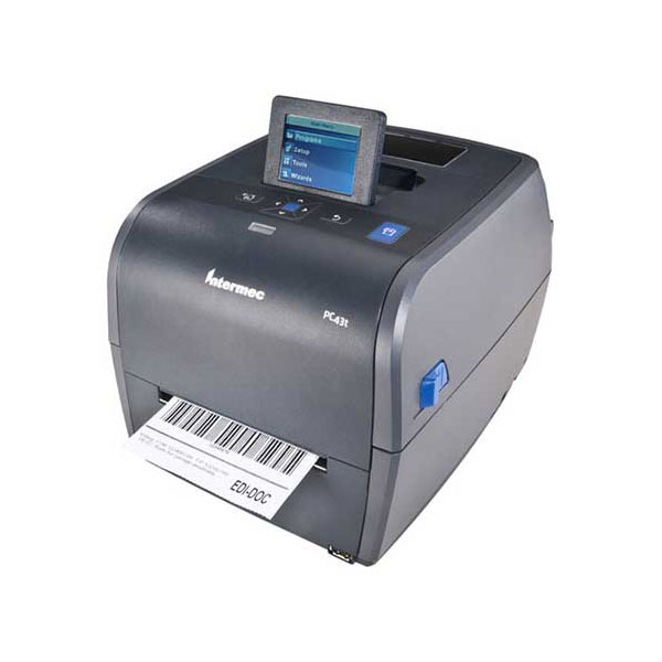 PC43d / PC43t Desktop Barcode Printer