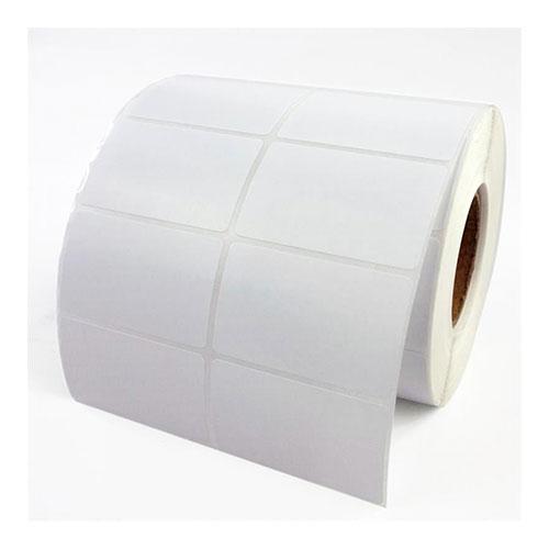 White decal PVC